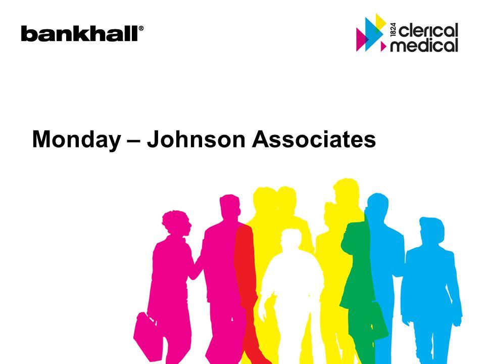 Monday – Johnson Associates