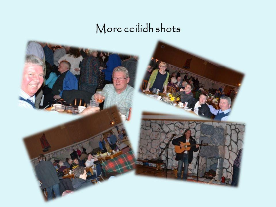More ceilidh shots
