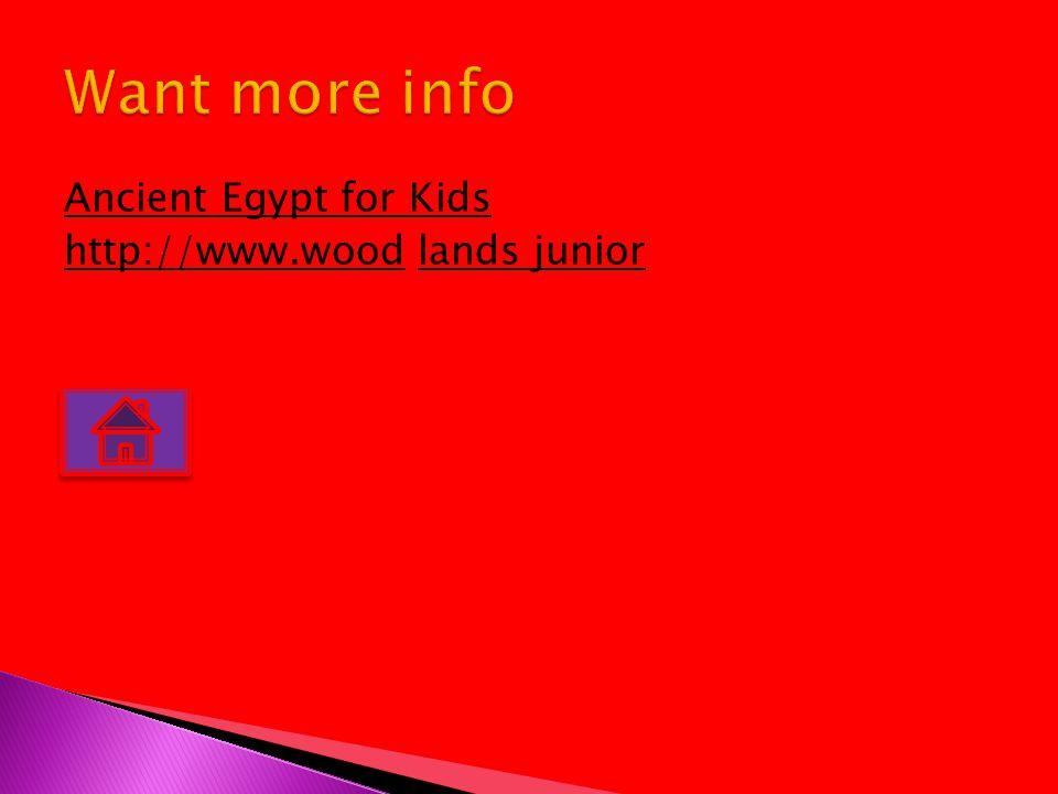Ancient Egypt for Kids http://www.woodhttp://www.wood lands juniorlands junior