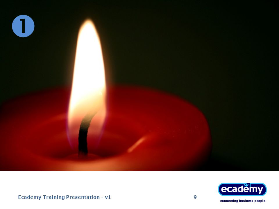 21 st century business Ecademy Training Presentation - v120
