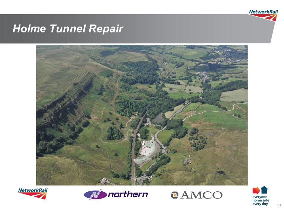 13 Holme Tunnel Repair