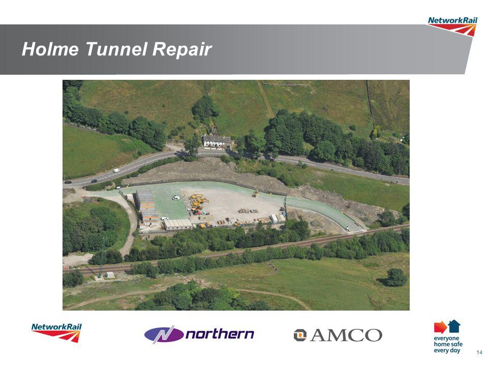 14 Holme Tunnel Repair