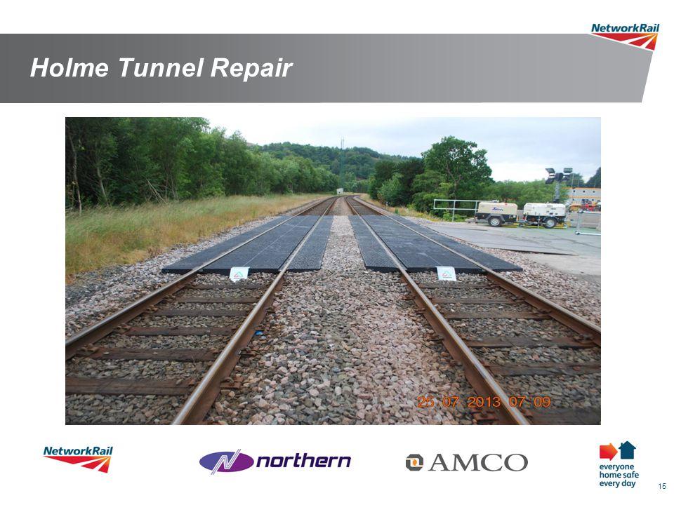 15 Holme Tunnel Repair