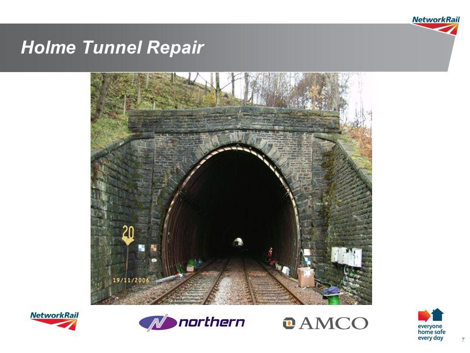 7 Holme Tunnel Repair
