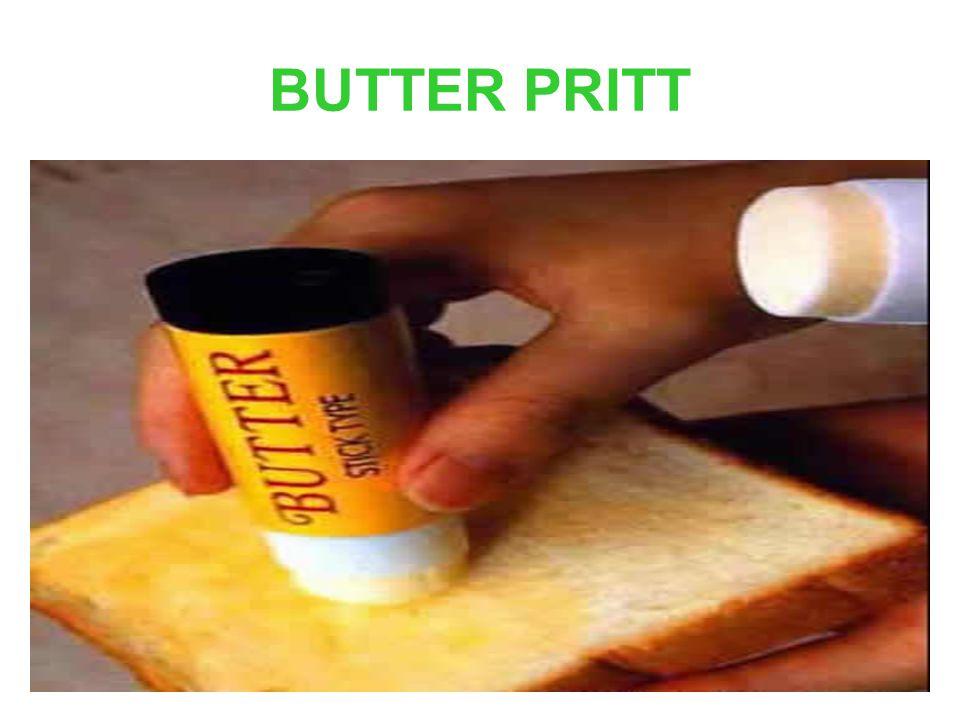 BUTTER PRITT
