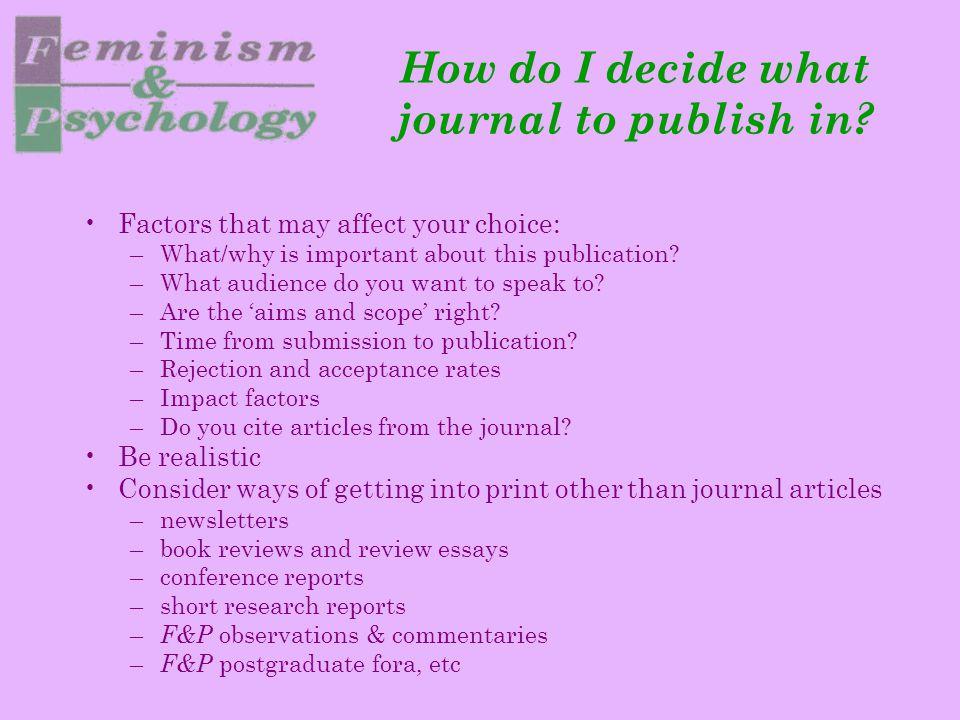 How can I prepare the best possible manuscript.