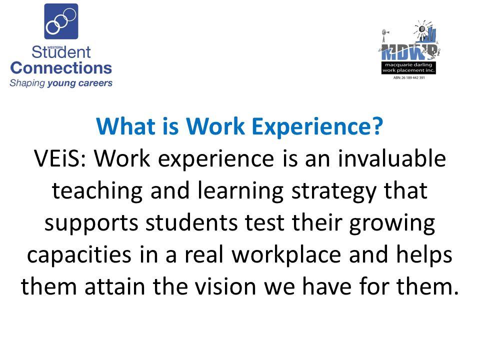 NSW DEC Preparing Students (VEiS intranet site)