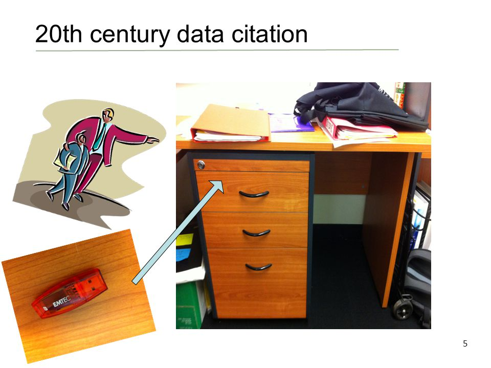 5 20th century data citation