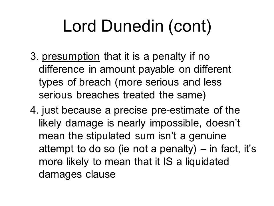 Lord Dunedin (cont) 3.