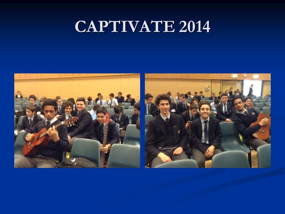 CAPTIVATE 2014