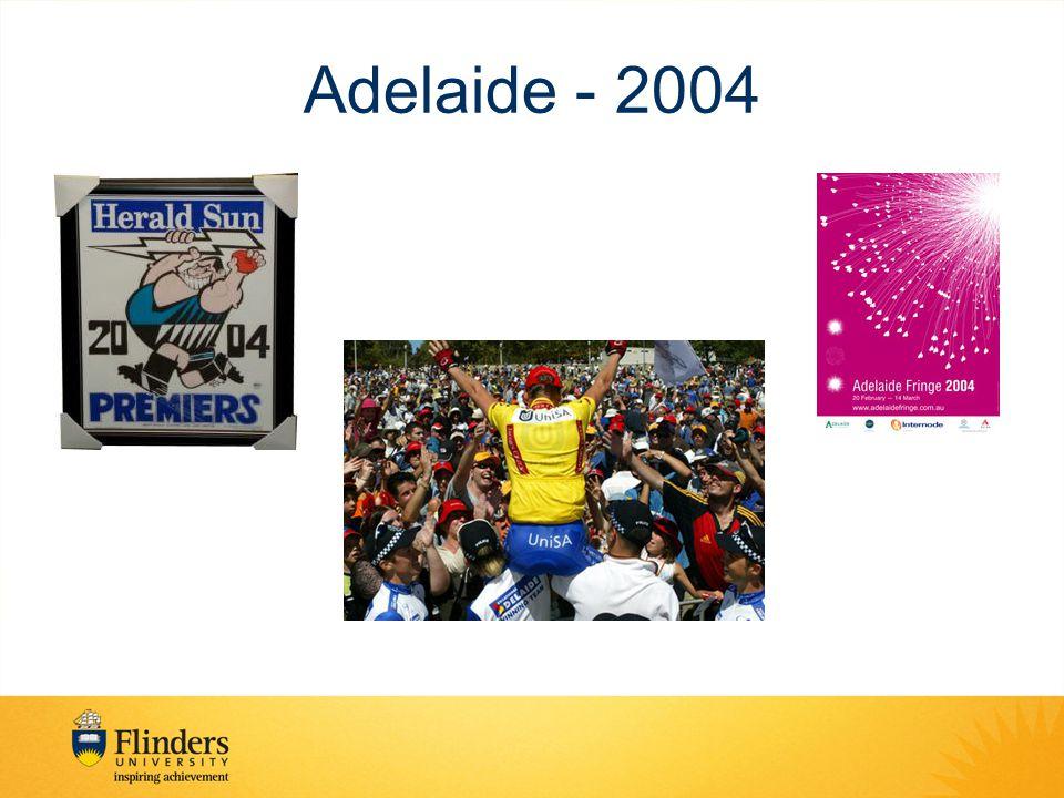 Adelaide - 2004