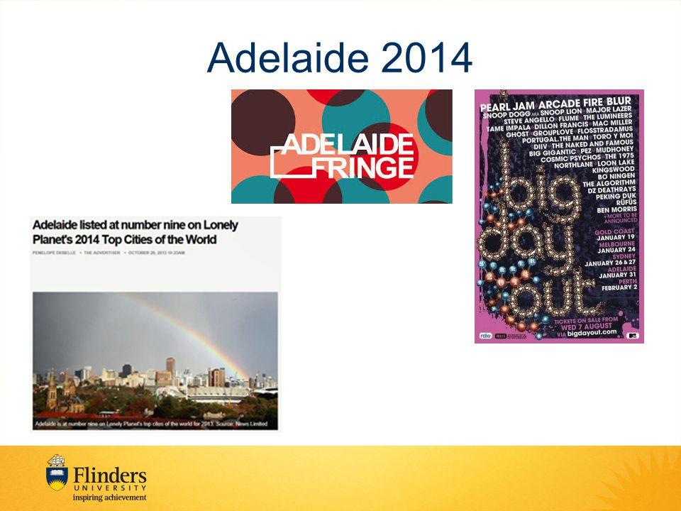 Adelaide 2014