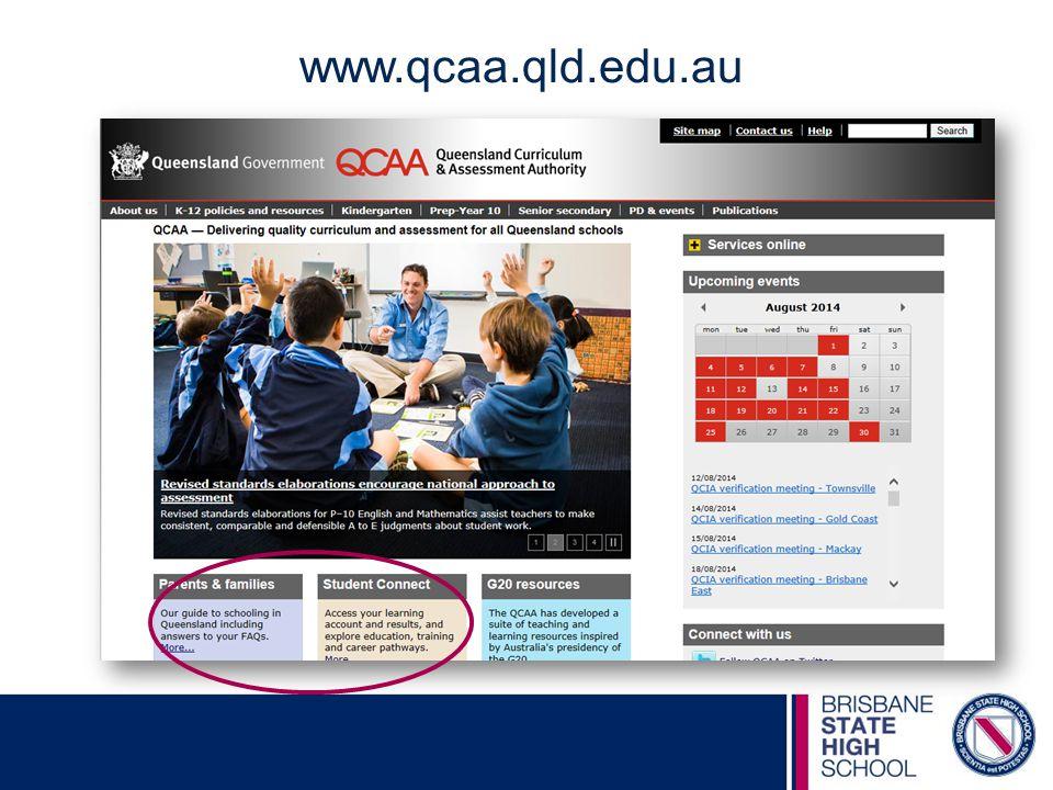 www.qcaa.qld.edu.au