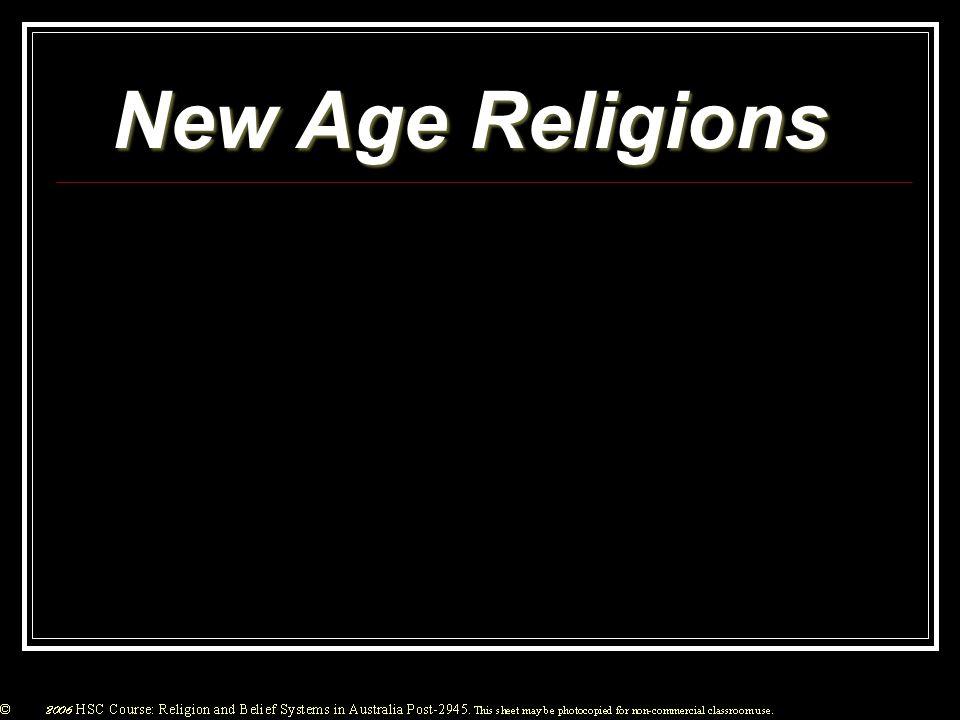 New Age Religions