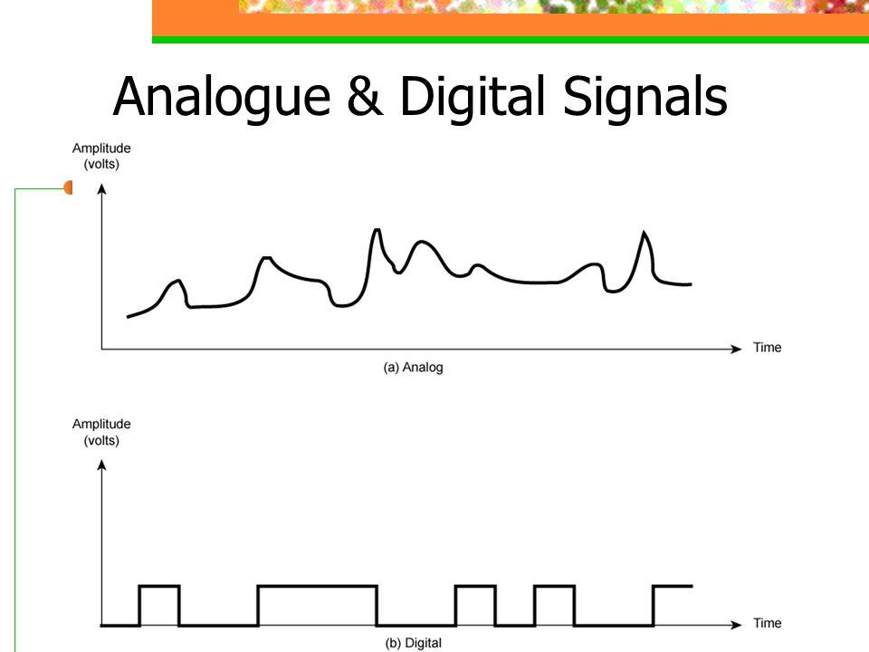 6 Analogue & Digital Signals