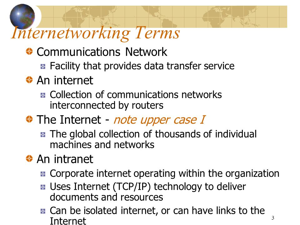 4 The Internet/Network layer routing table Host, router network layer functions: Routing protocols path selection RIP, OSPF IP protocol addressing conventions packet format packet handling conventions ICMP protocol error reporting router signalling Transport layer: TCP, UDP Data link layer physical layer Network layer