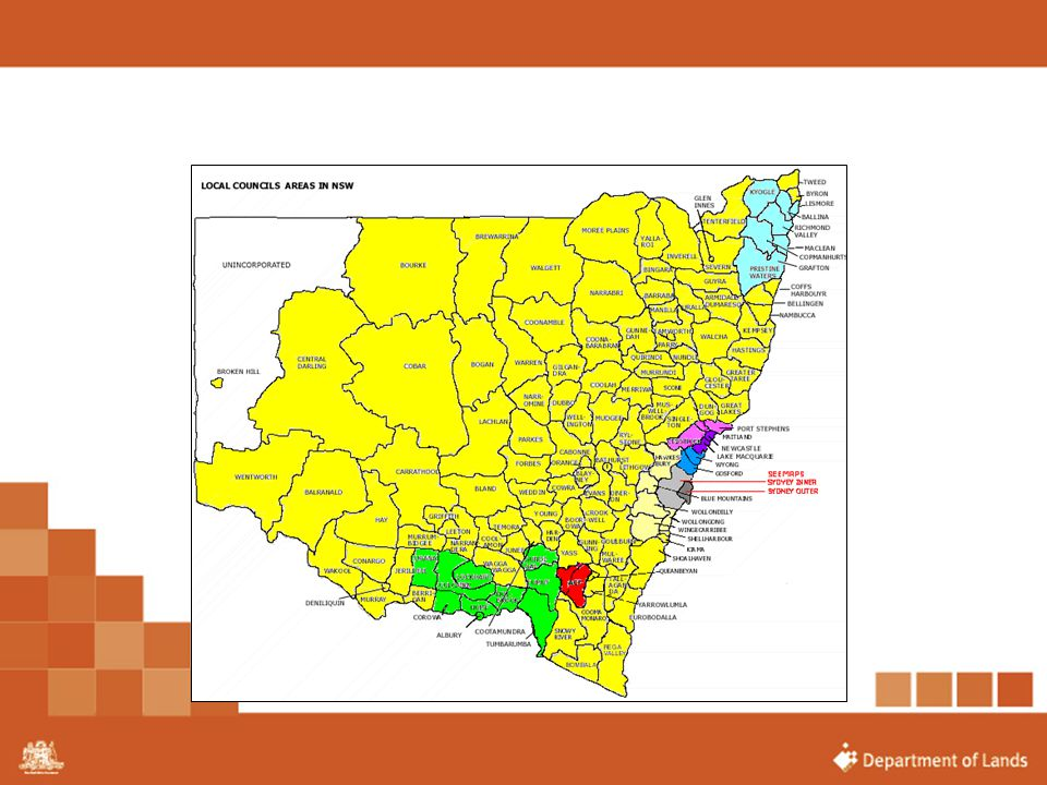 eco-civic regionalisation project for regional NSW