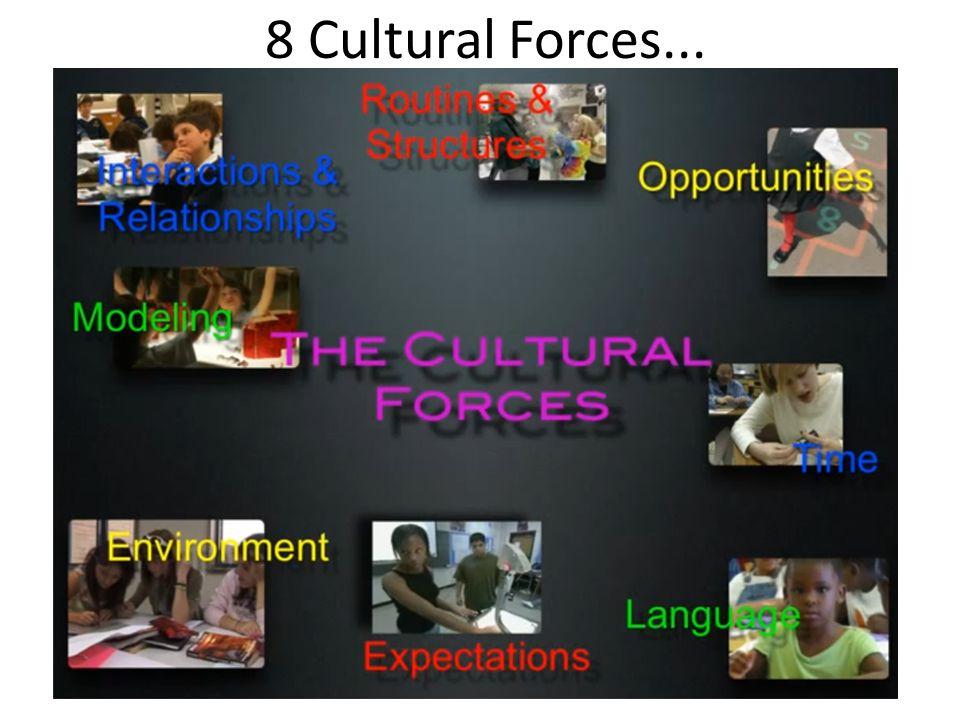 8 Cultural Forces...