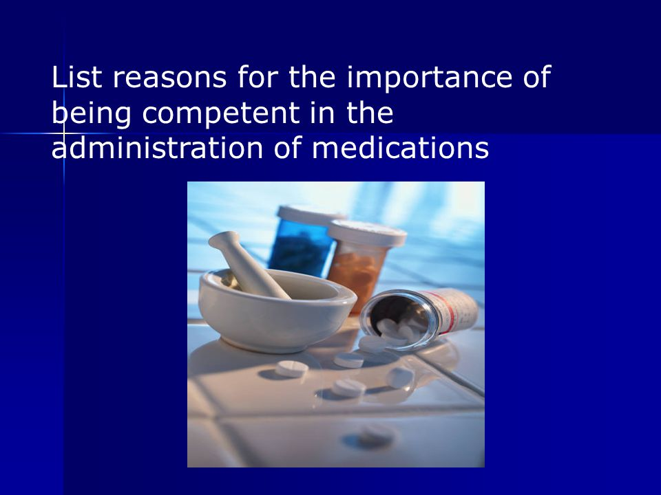 As the student nurse gains experience in medication administration, psychomotor skills ( the how to ) become more refined. Psychomotor skills, however