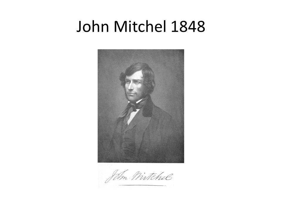 John Mitchel 1848
