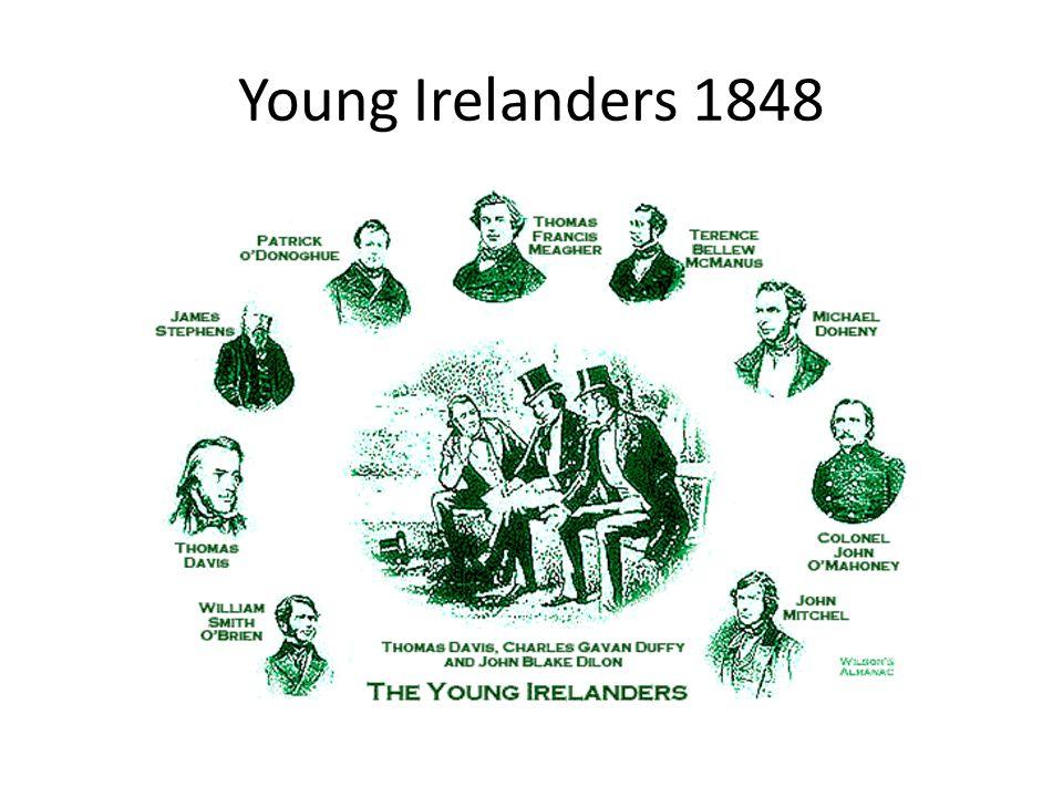 Young Irelanders 1848