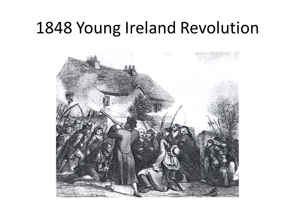 1848 Young Ireland Revolution
