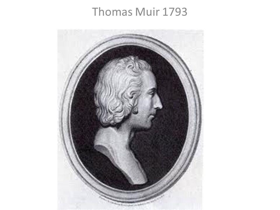 Thomas Muir 1793