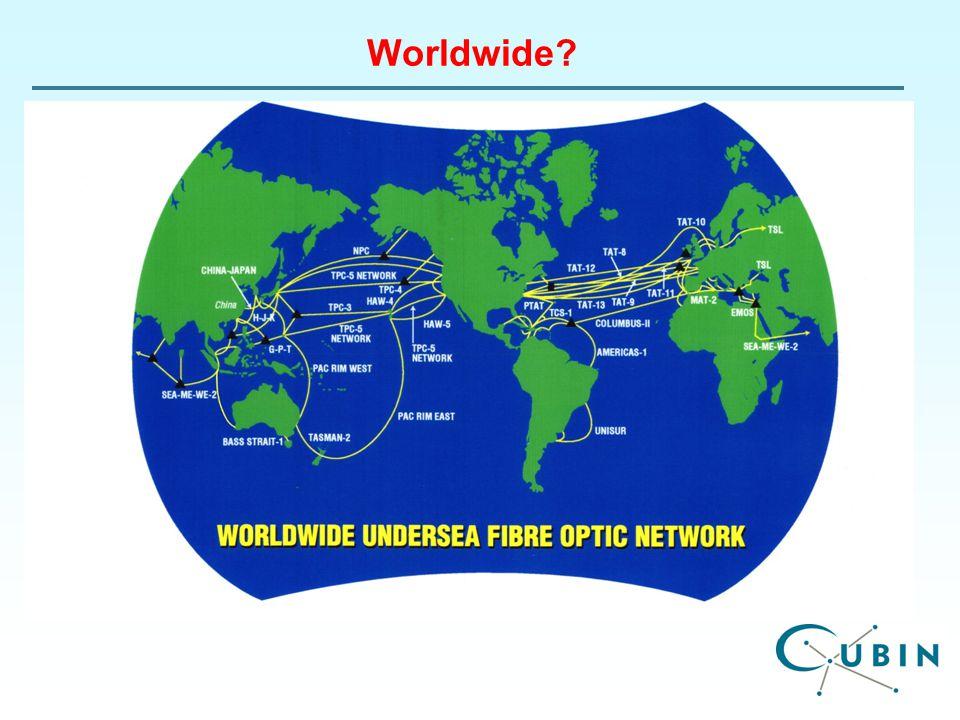 Worldwide?