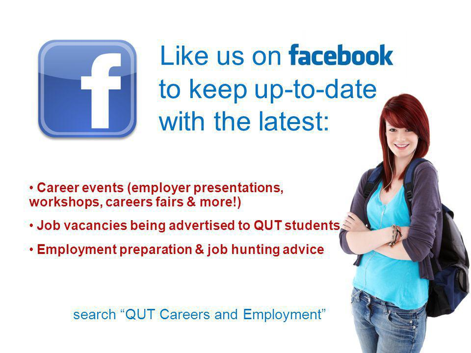 Resume Checking Service Email your resume to careers@qut.edu.au and receive feedback within 5 working dayscareers@qut.edu.au Bring a hardcopy along for checking at our Walk-In Appointments, Mon-Fri 11am-12pm.