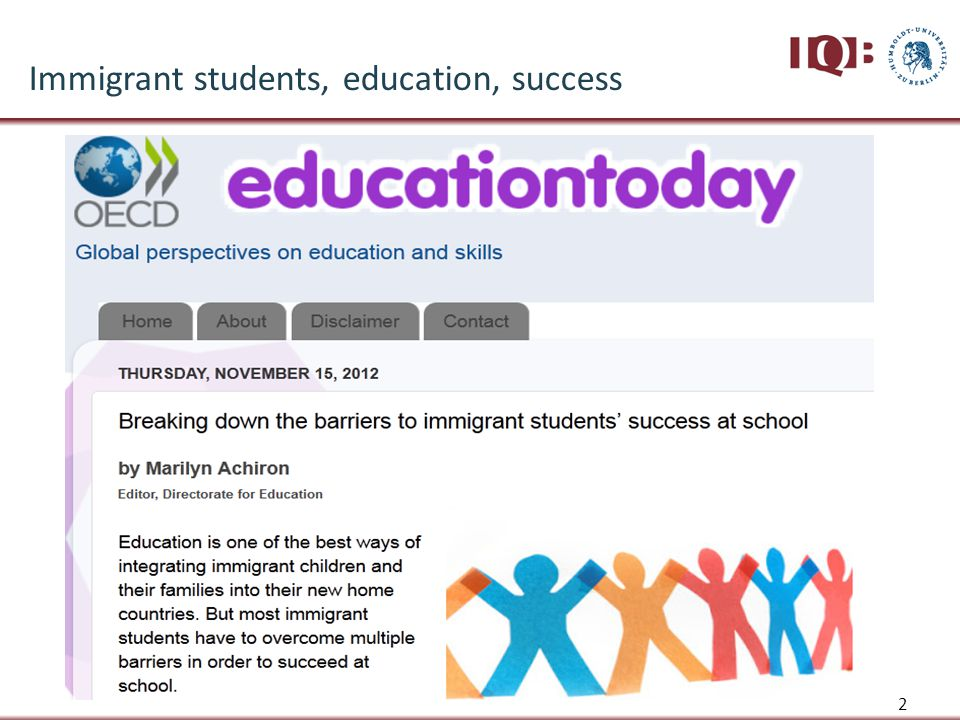 School Many countries still struggle with the challenge of providing effective L2-support.