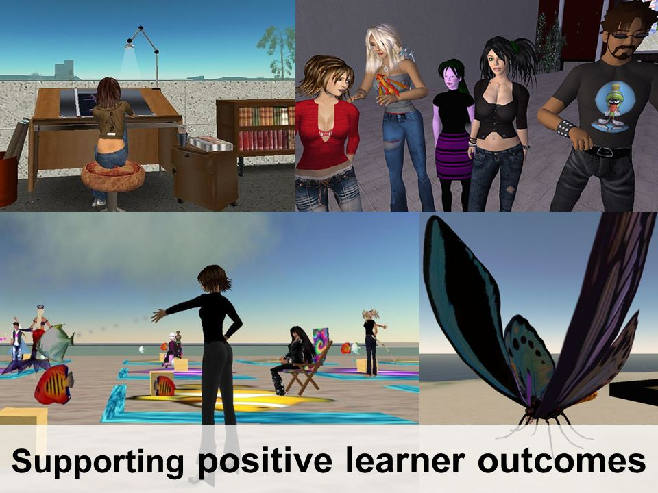 Supporting positive learner outcomes
