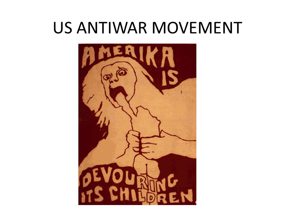 US ANTIWAR MOVEMENT