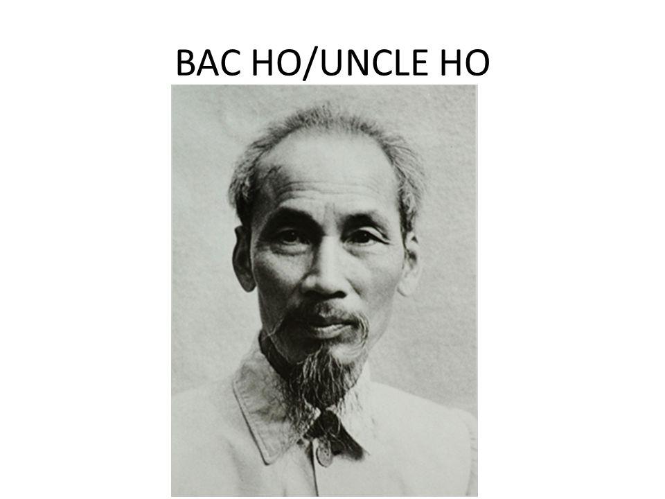 BAC HO/UNCLE HO