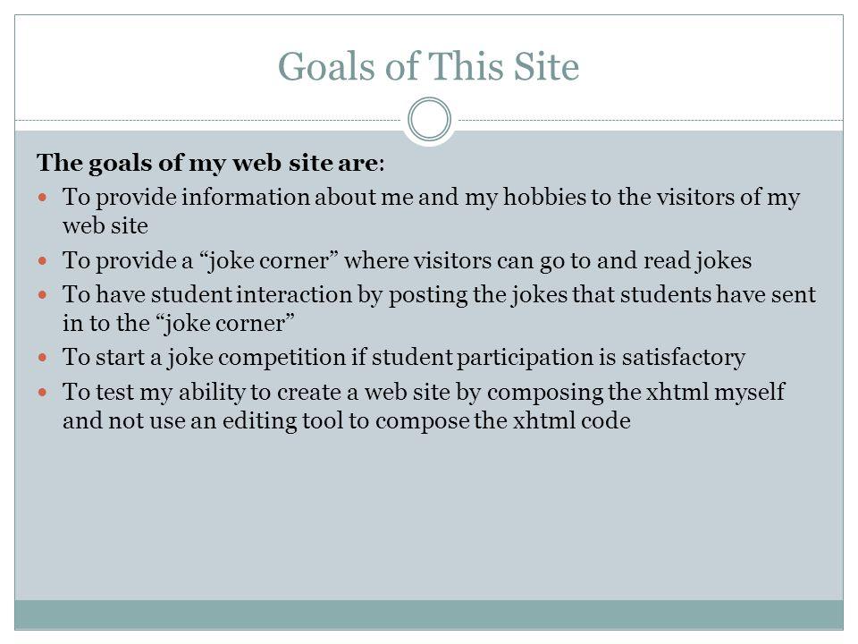 Site Diagram