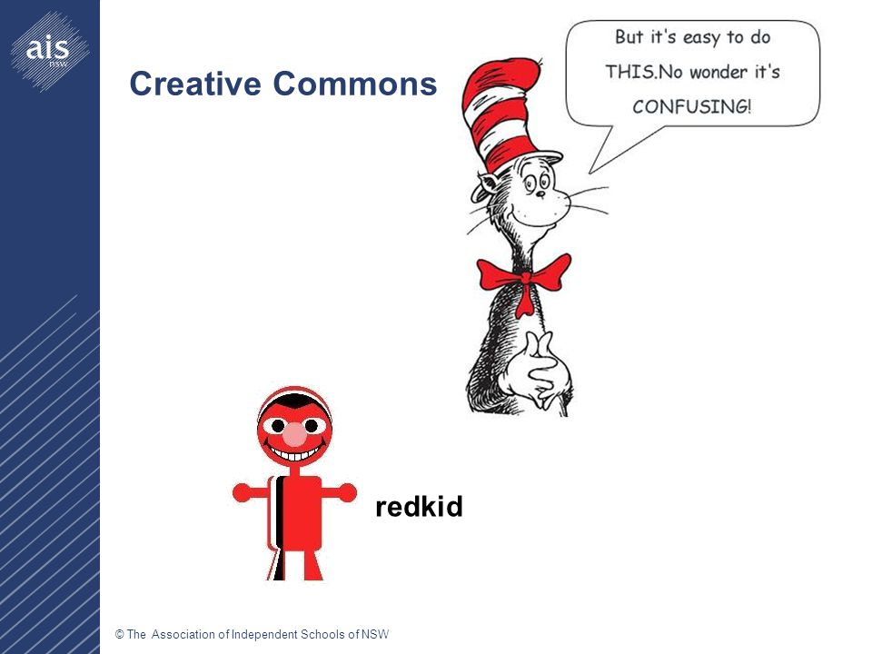 © The Association of Independent Schools of NSW Creative Commons redkid