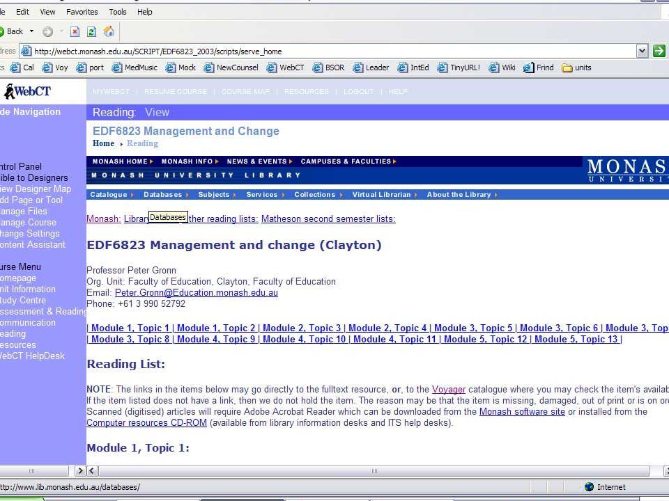 www.monash.edu.au 15