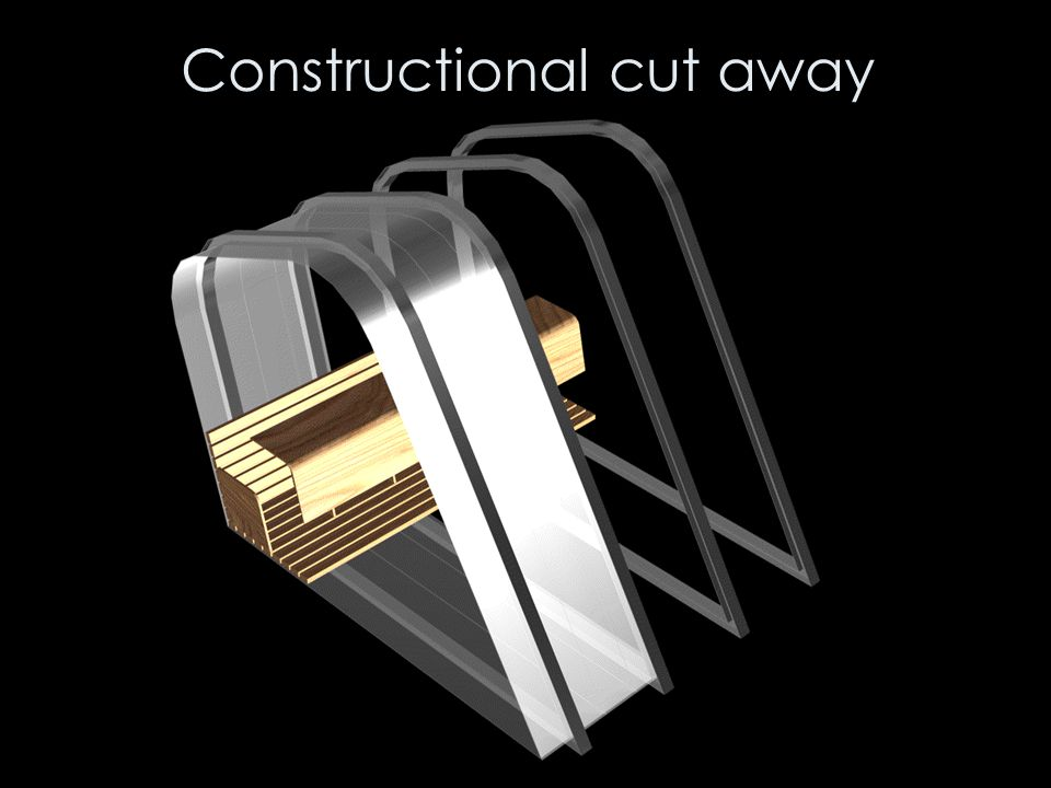 Constructional cut away