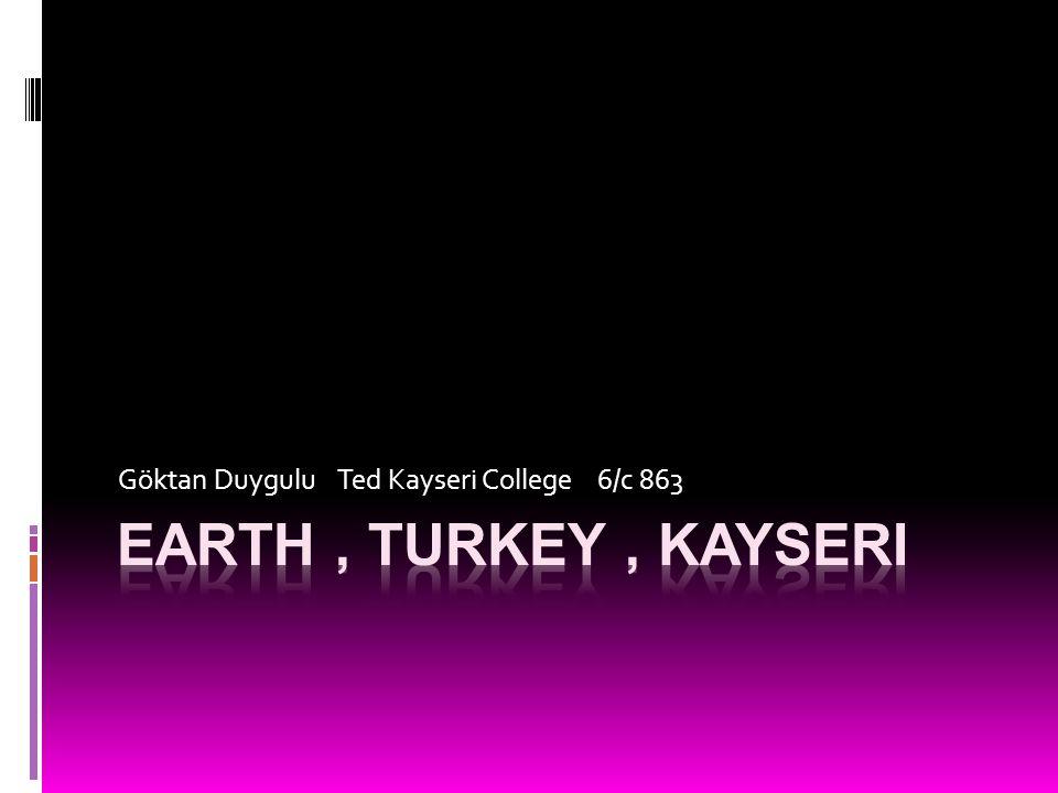 Göktan Duygulu Ted Kayseri College 6/c 863