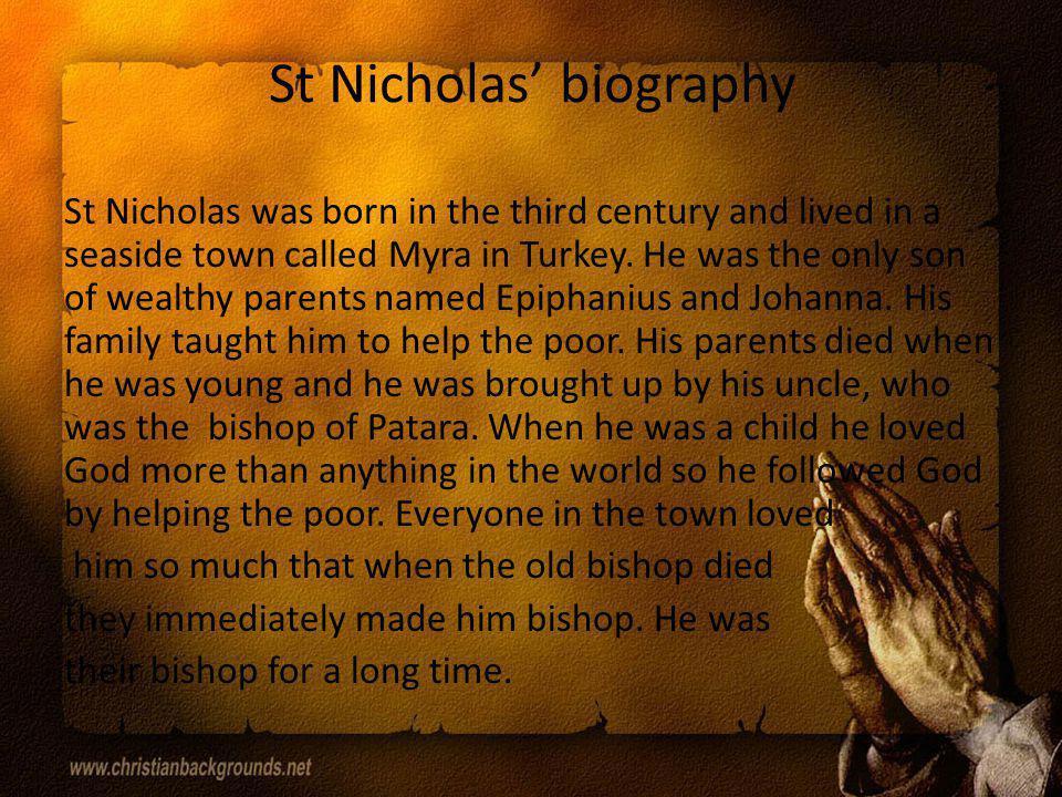St Nicholas (Santa)