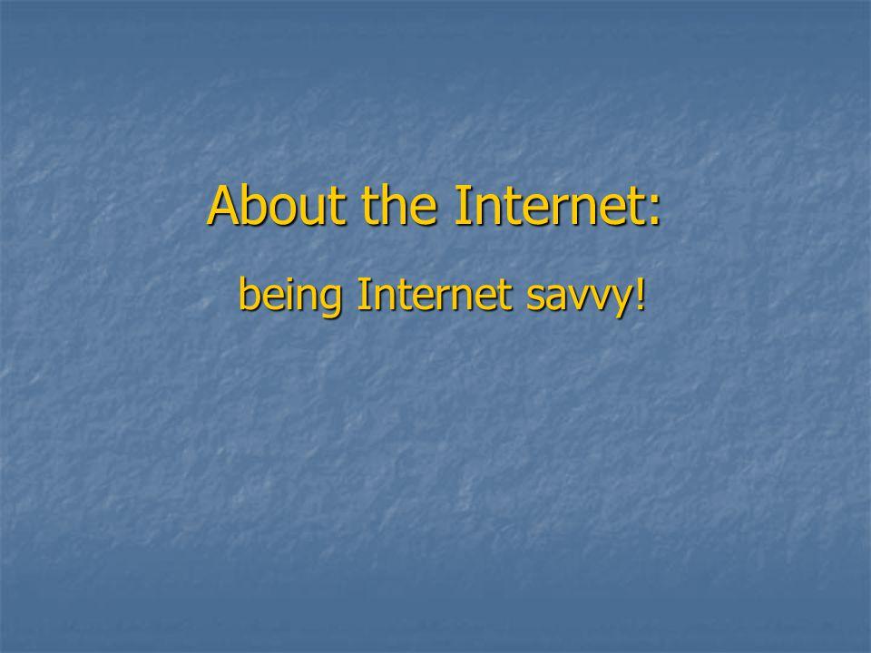 What is a URL? Uniform Resource Locator (URL) = web address http://www.sac.sa.edu.au