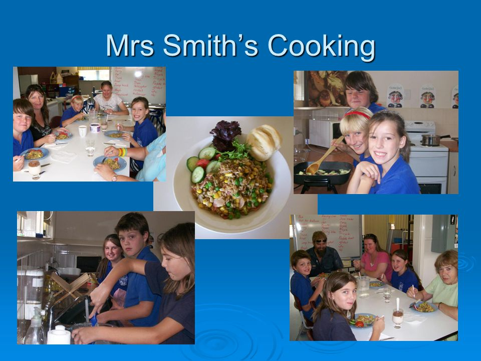 Mrs Smith's Cooking