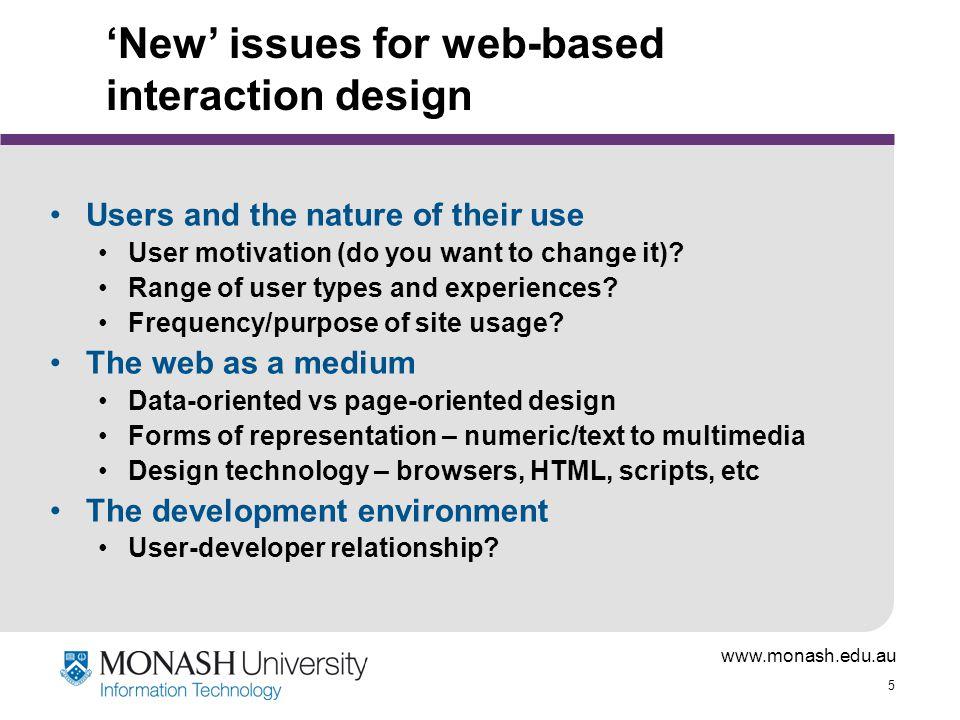 www.monash.edu.au 16 4.