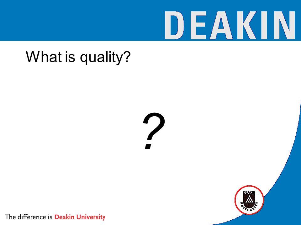 ITL online PD materials >Online PD modules: www.deakin.edu.au/itl/pd/tl-modules >Enhancing teaching and learning: www.deakin.edu.au/itl/pd/tl-modules/scholarly