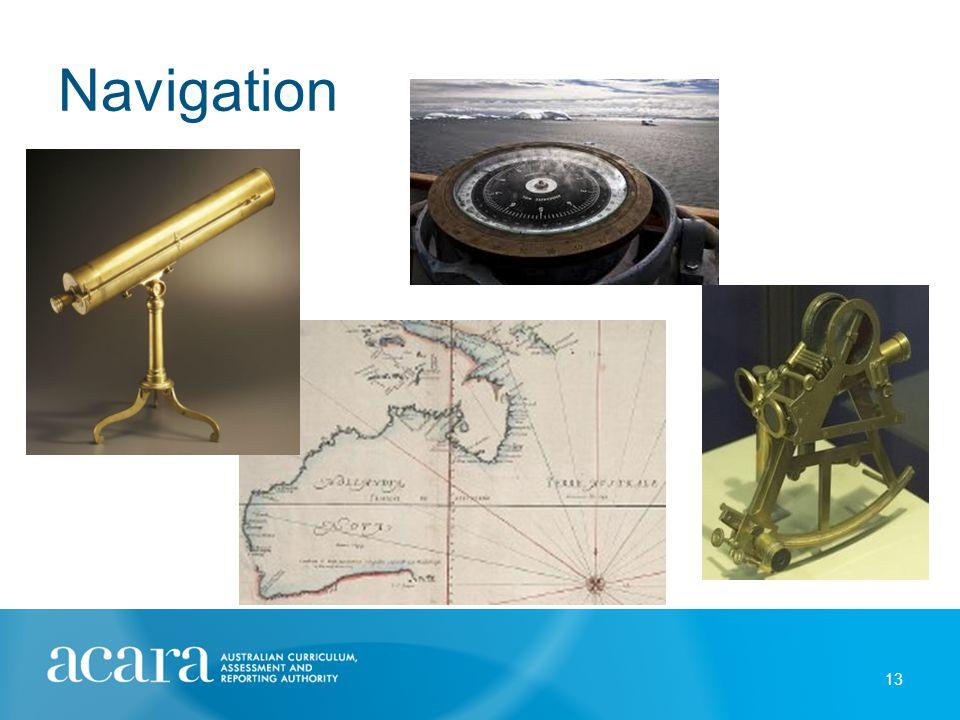 Navigation 13