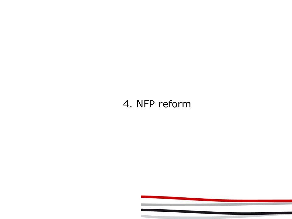 4. NFP reform