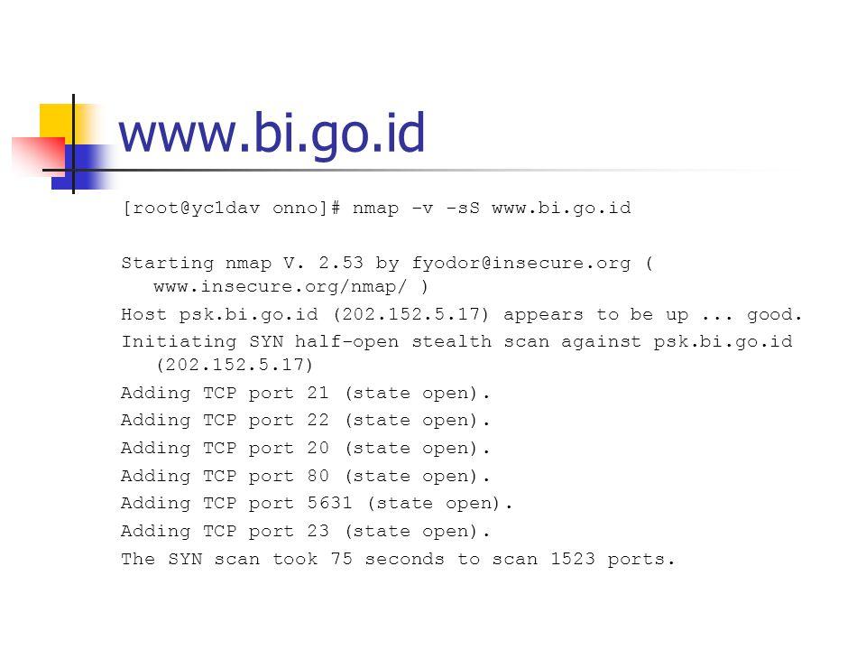 Keamanan https://ibank...https://ibank Certificate chain 0 s:/C=ID/ST=Jakarta/L=Jakarta /O=PT.