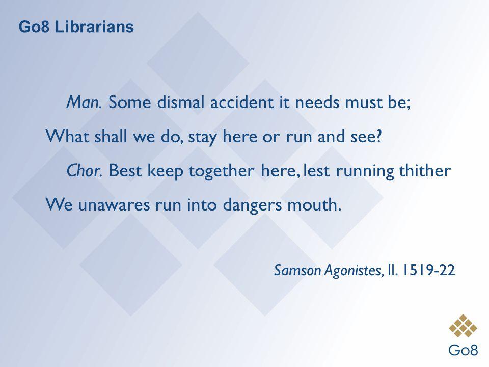 Go8 Librarians Man.