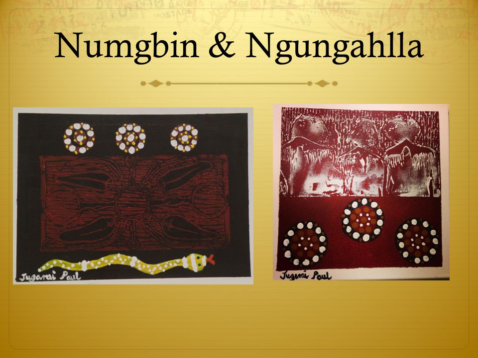 Numgbin & Ngungahlla