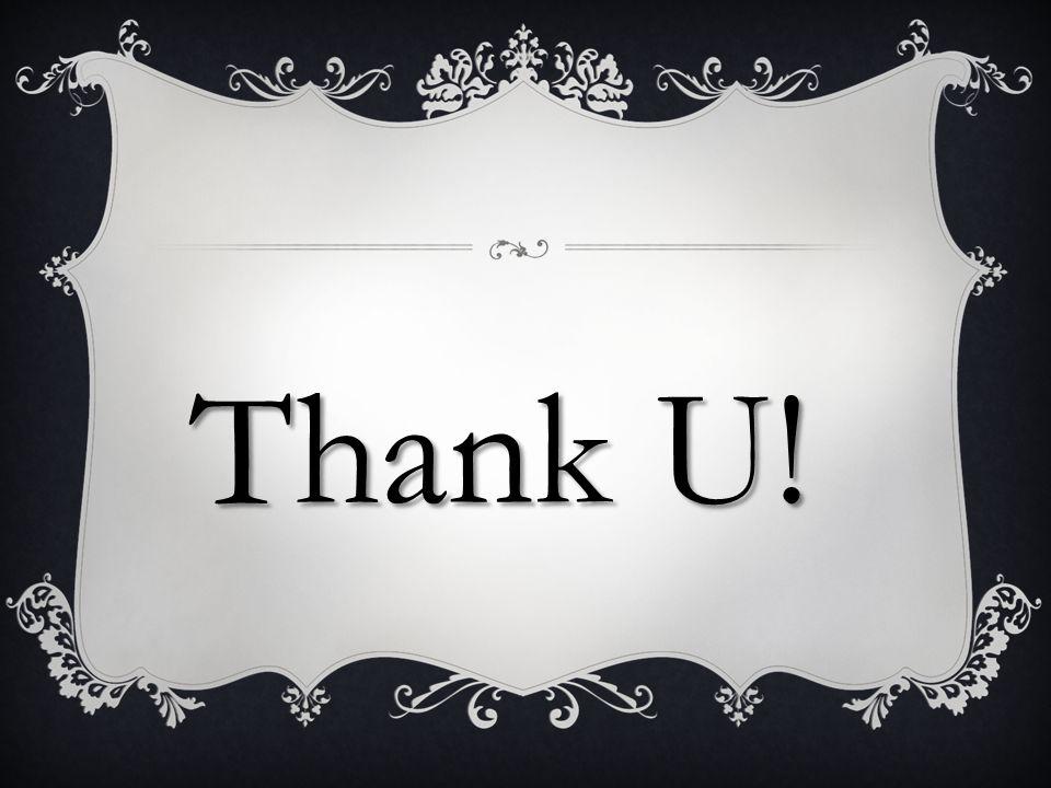Thank U!