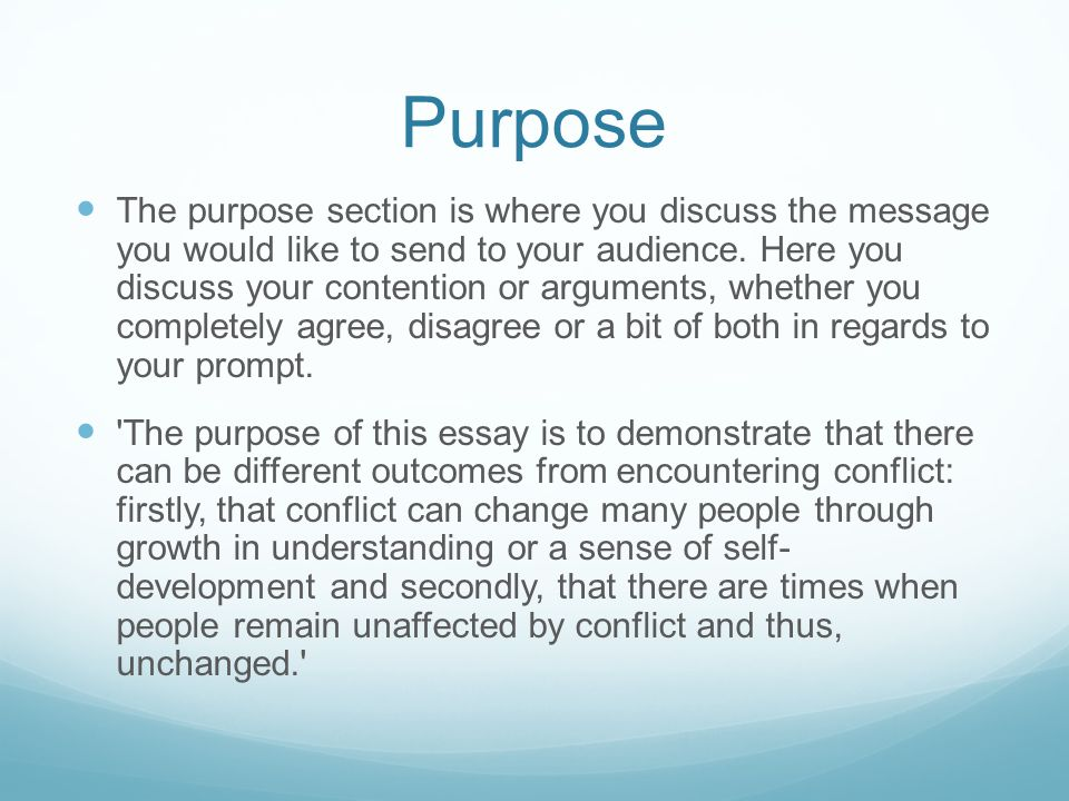 Context Since your essay is based on your Context prompt, you should provide a brief discussion of the basic ideas behind the Context.